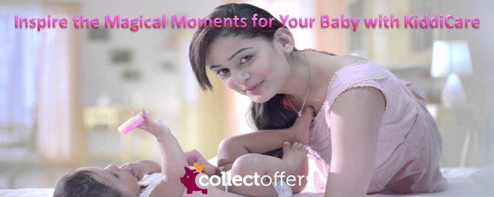 Inspire the Magical Moments for Your Baby with Baby Care Products from KiddiCare