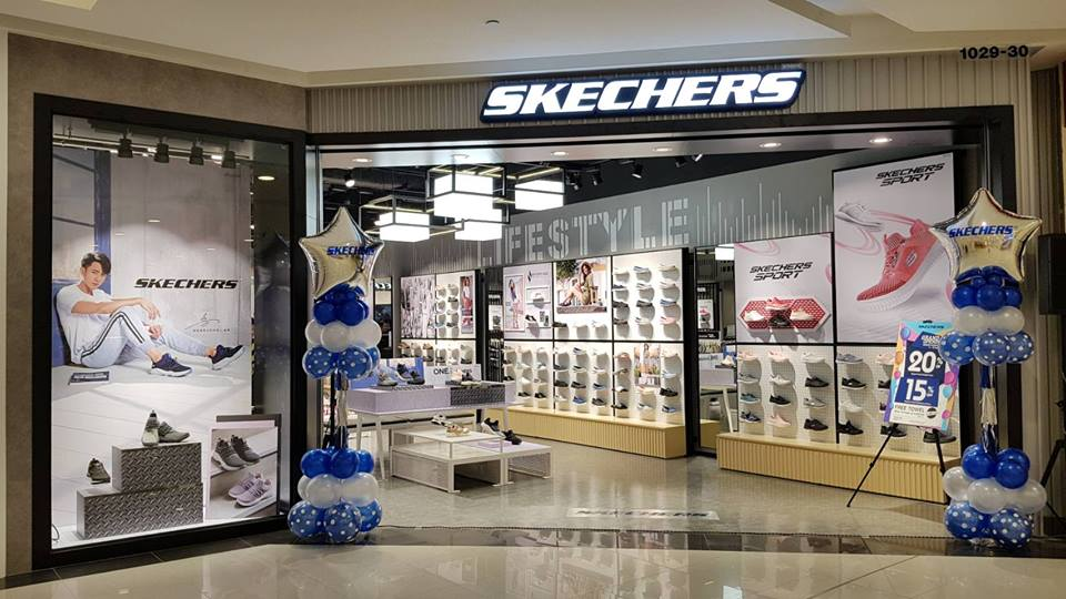 782e94dda Skechers Is Ready To Launch Its Biggest Flagship Store In Bangkok! biggest skechers  store in