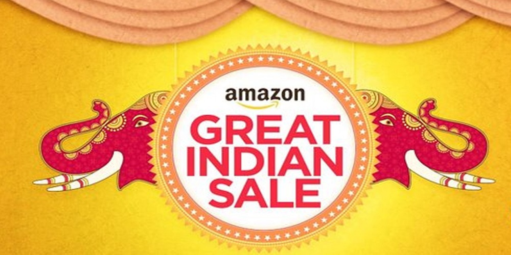 Get Amazed by the Incredible Deals at The Great Indian Festival on Amazon!