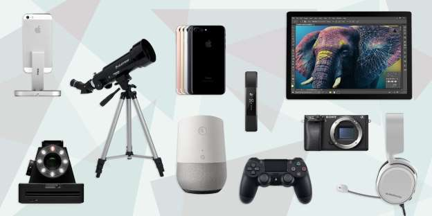 Top High-End Gadgets Gift Ideas For Your Techies!
