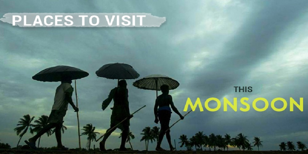Best Monsoon Holiday Destination In India Where Rain Doesn't Break Your Fun!