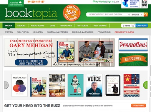 Booktopia Plans to Raise $10 Million through Equity Crowdfunding
