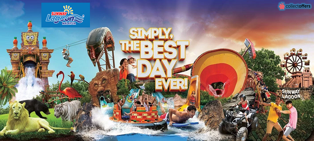 Sunway Lagoon – The Best Multi Park Destination in Malaysia