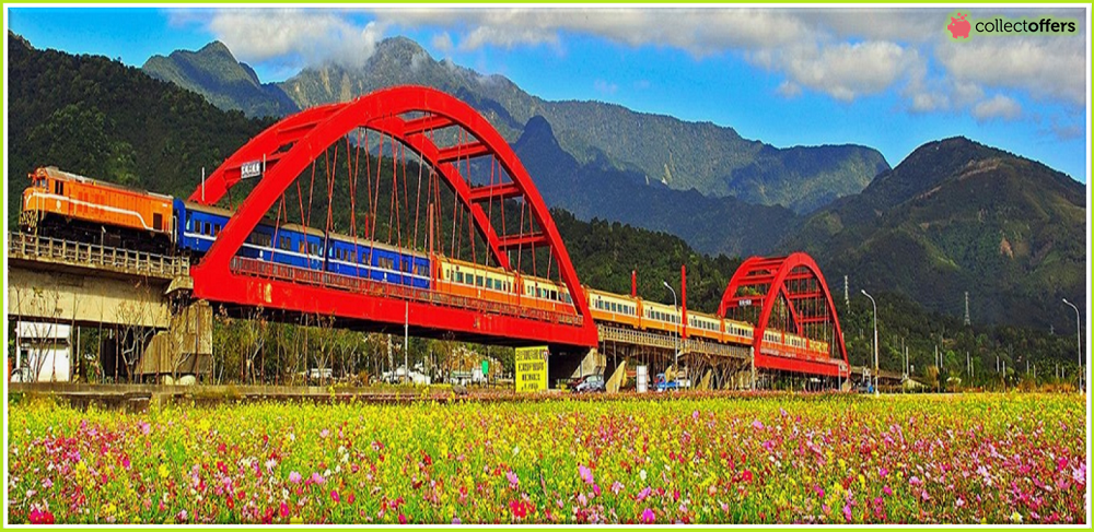Explore Breath Taking Scenic Landscapes of Taiwan with the Majestic Rail Tours