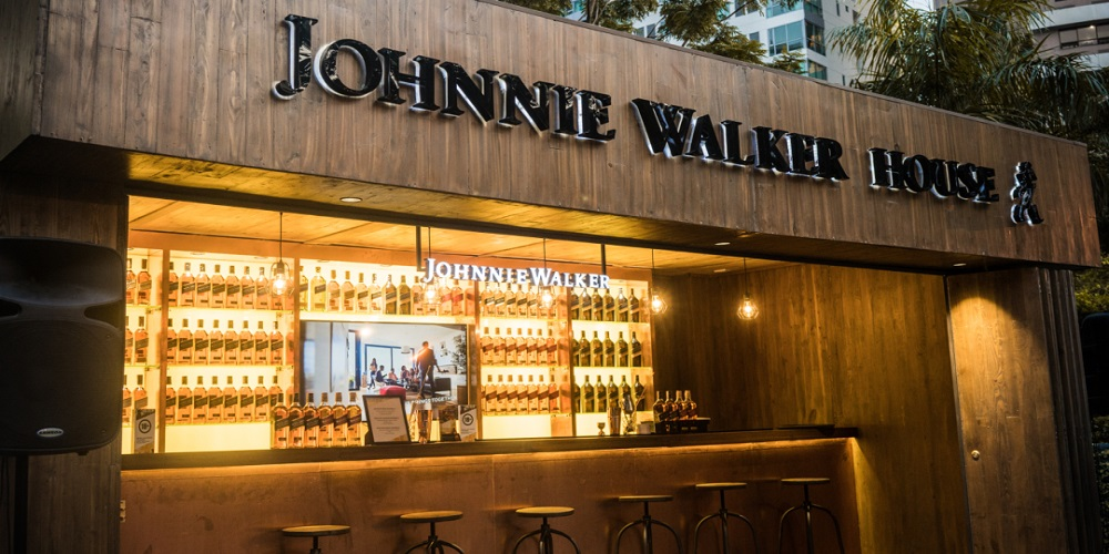 The Johnnie Walker Manila House Pop Up Is Opened Now!