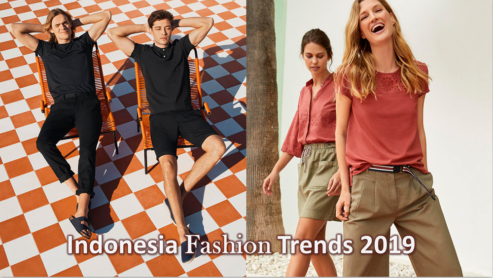 Indonesia fashion banner