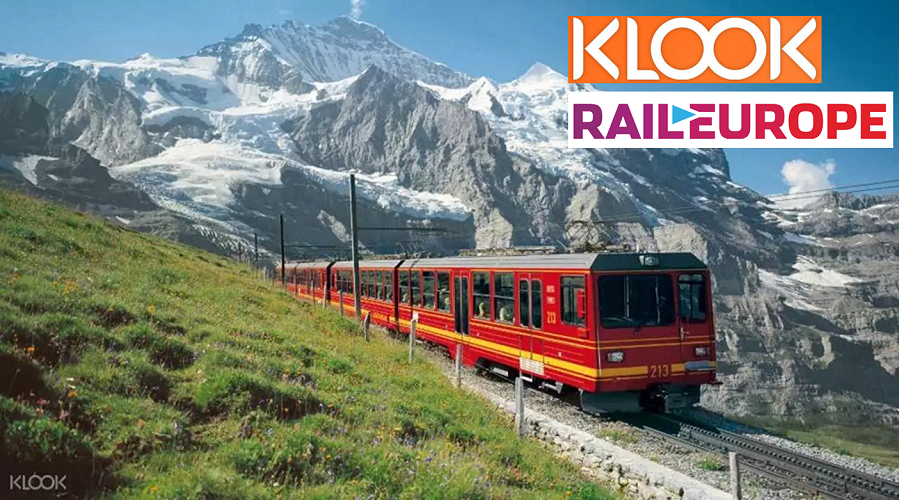 Klook Signs a Global Partnership with Rail Europe for Targeting the Modern Travelers
