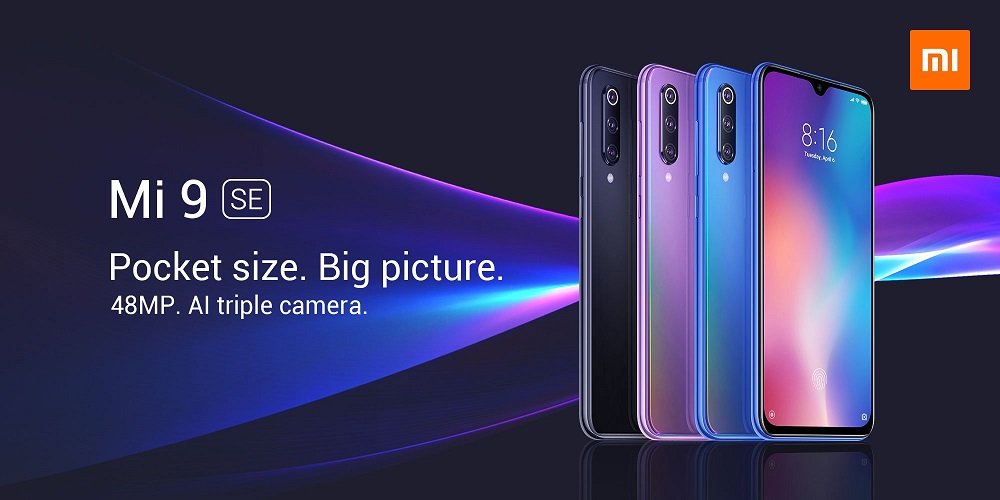 Xiaomi has put Mi 9 SE for sale on official Mi store at Lazada and Shopee  in Malaysia