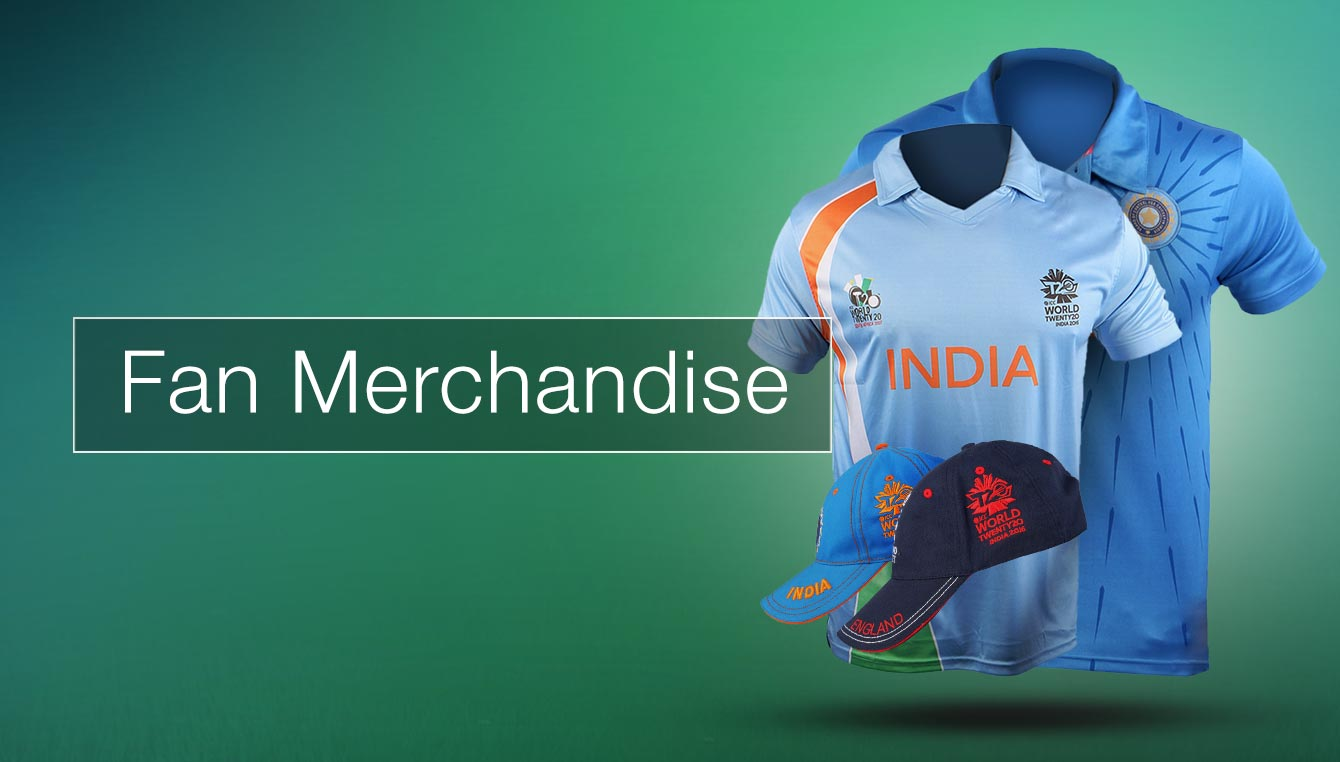 Gear Up For Much-Awaited ICC Cricket World Cup 2019 With Cool Merchandises!