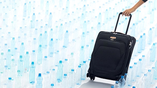 Samsonite Makes A Huge Leap In Sustainability by Launching Eco-Friendly Products!