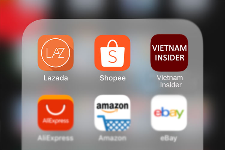 Shopee beats Lazada in Race to Become the Leader of E-commerce in Vietnam