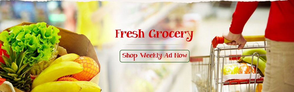 Shop Groceries Like A King And Pay In Budget!