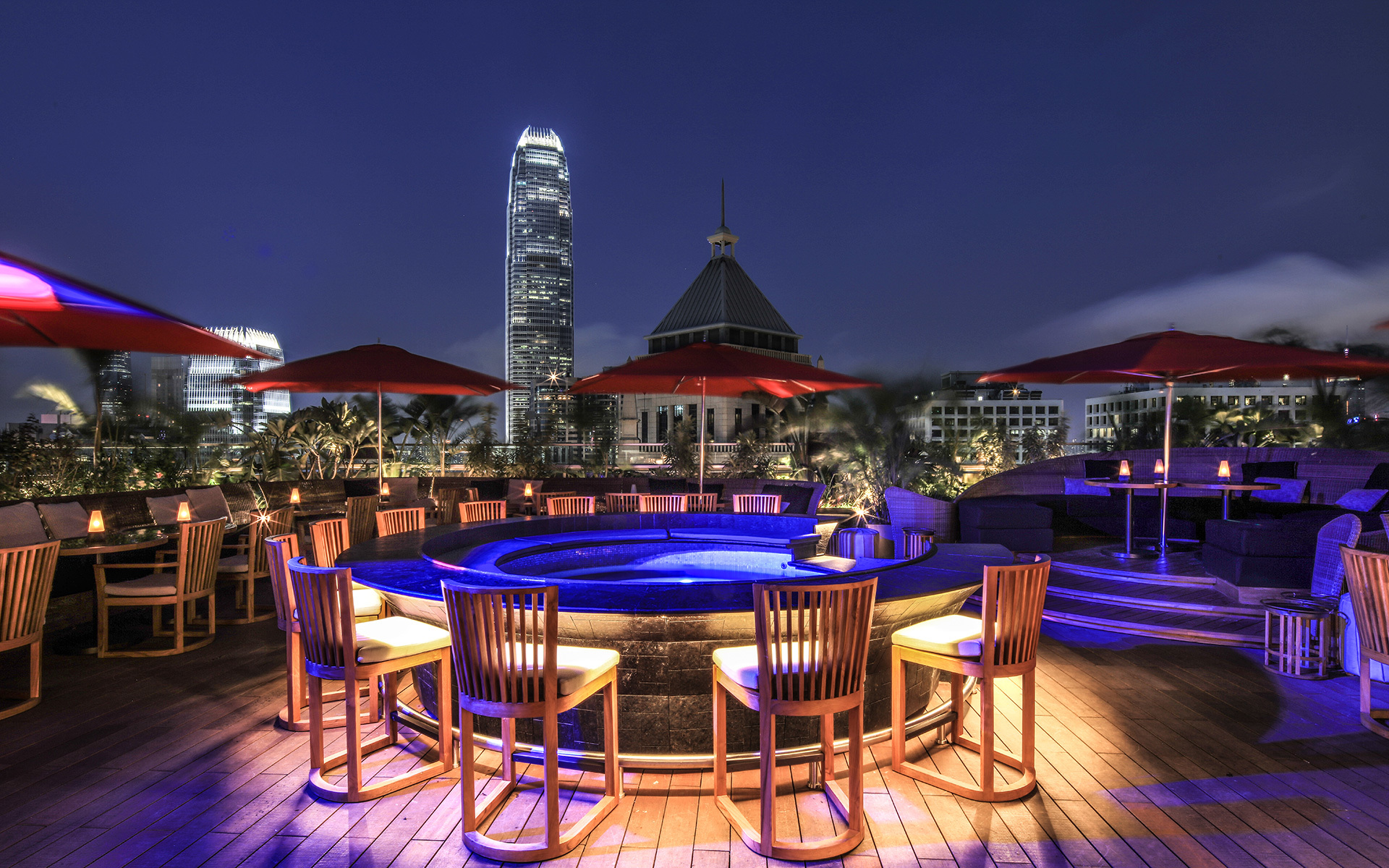 Make Your Hong Kong Stay Affluent And Sumptuous With Your Wishlist Of Hotels!!