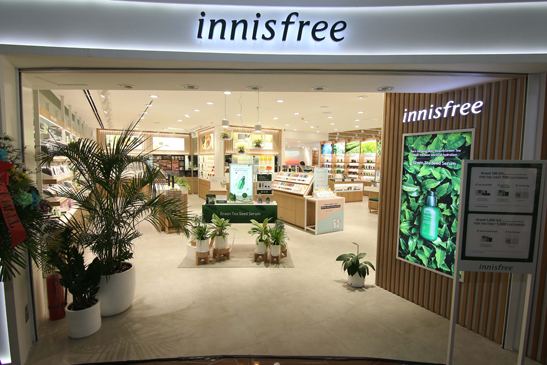 Innisfree Philippines To Open Its Second Store In SM Megamall!