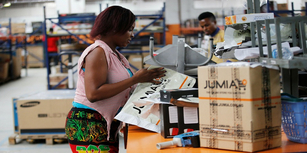 Africa's E-Commerce Giant Jumia Sets Sights on Egypt