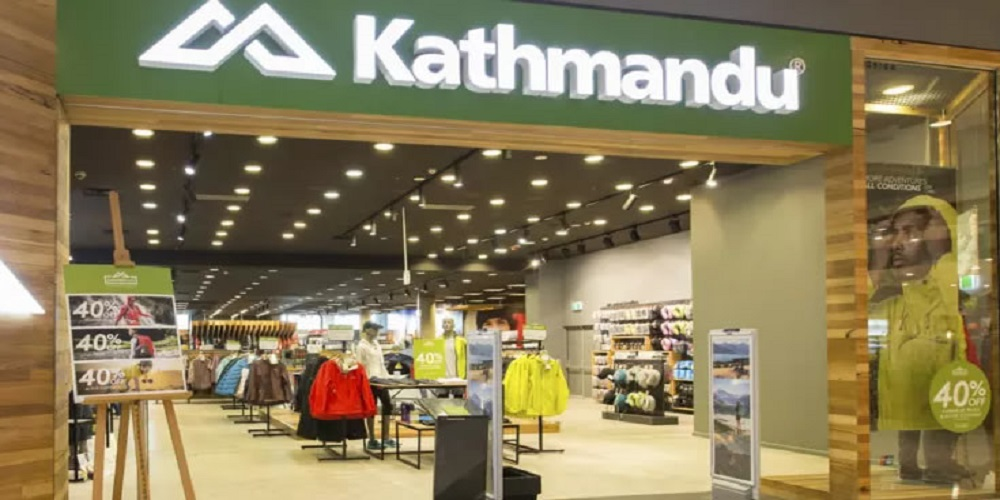 Kathmandu customers possibly detected by a data violation