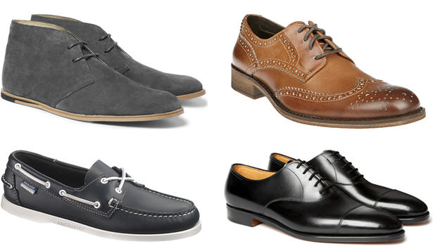 Stride High With These Trendy Mens Footwear