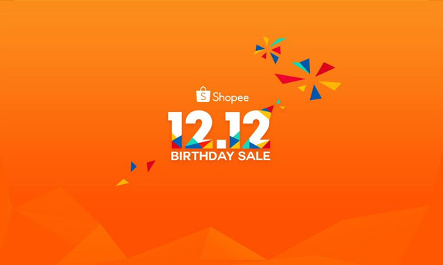 Shopee created a New Sales Record on this 12.12 Sale