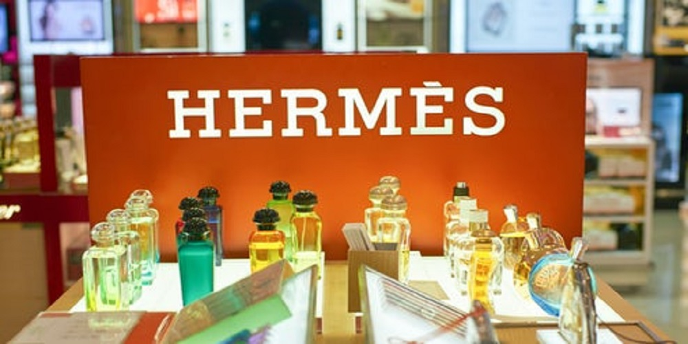 Fashion house Hermes extends into the beauty category