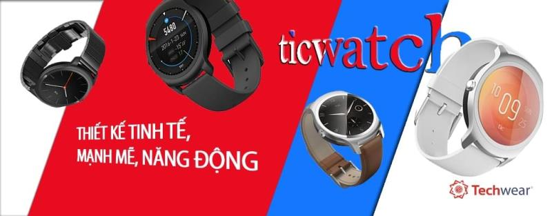 Buy Two Best Alternatives To The Apple Watch From Ticwatch!