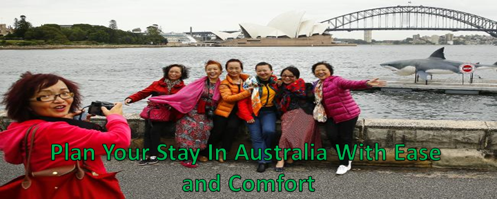 Plan Your Stay In Australia With Ease and Comfort