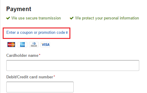 How to use a Expedia Voucher Code