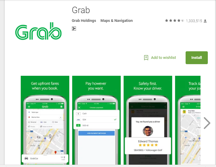 How to use a Grab coupon