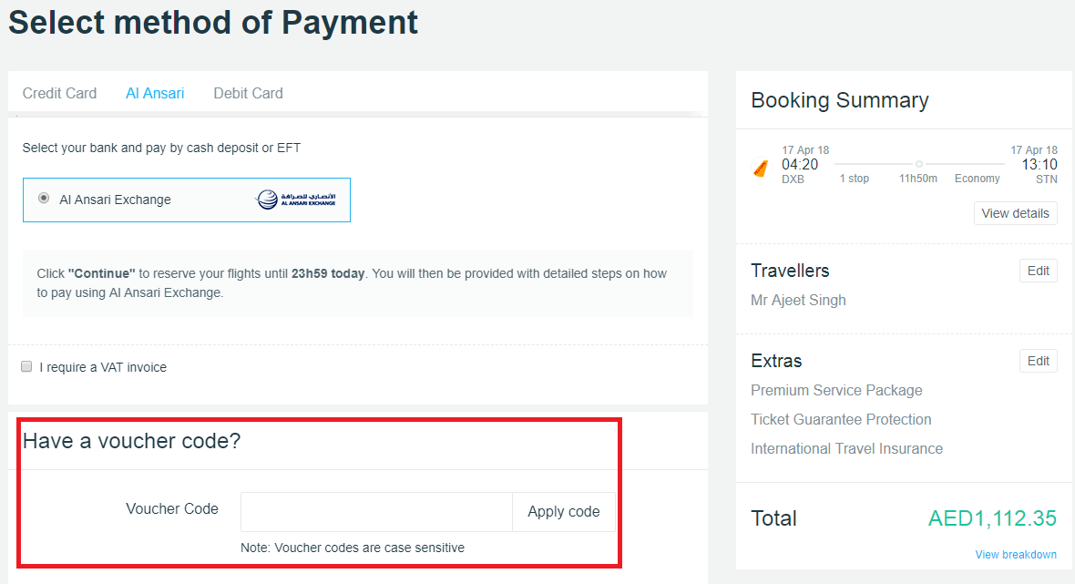 How to use a Travelstart Coupon Codes