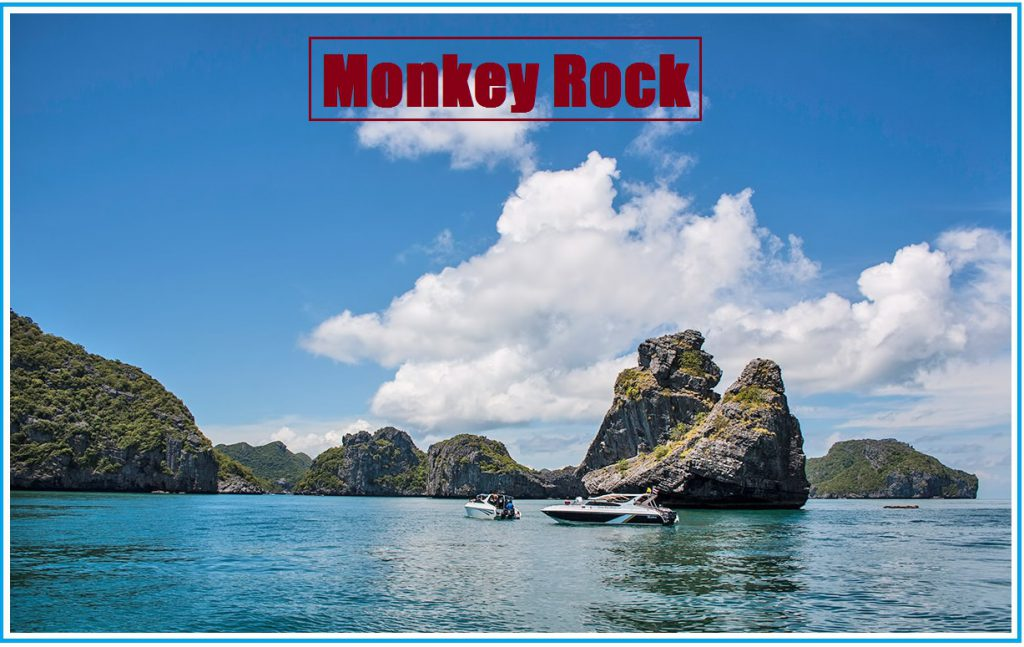 Monkey Rock and Other Small Islets, Thailand