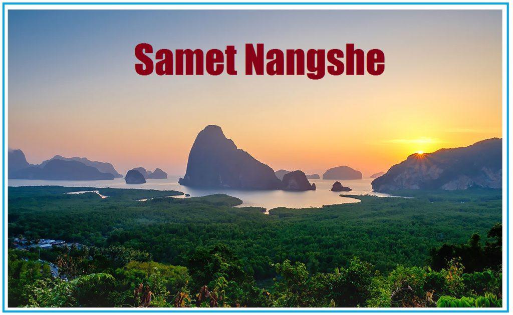samet nangshe, thailand