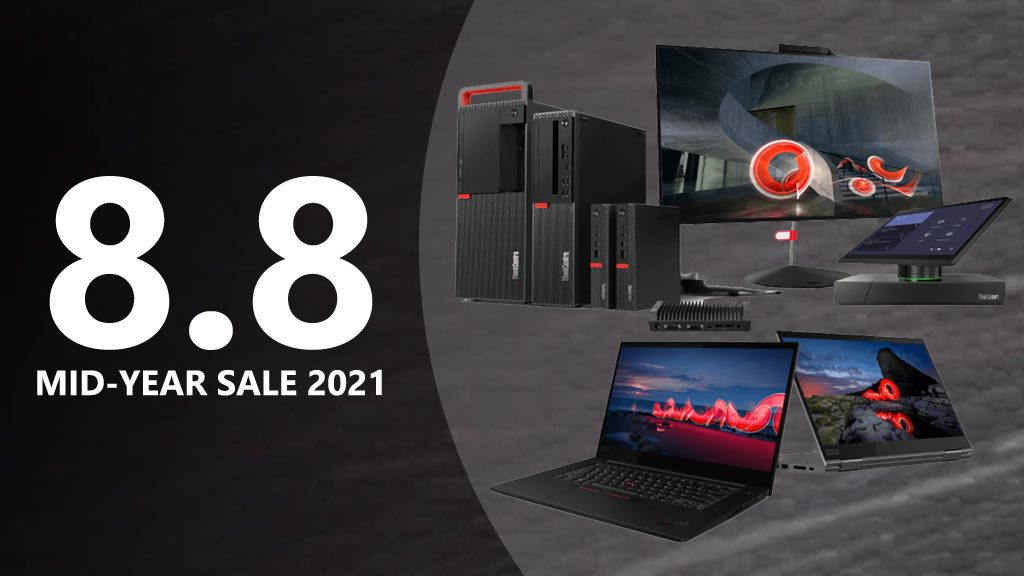 8.8 Mega Sale Lenovo