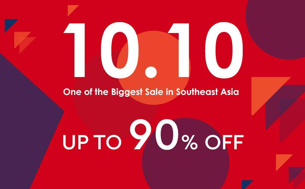 10.10 Sale 2021