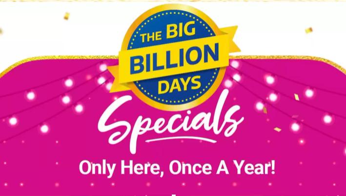 Flipkart Big Billion Sale Day